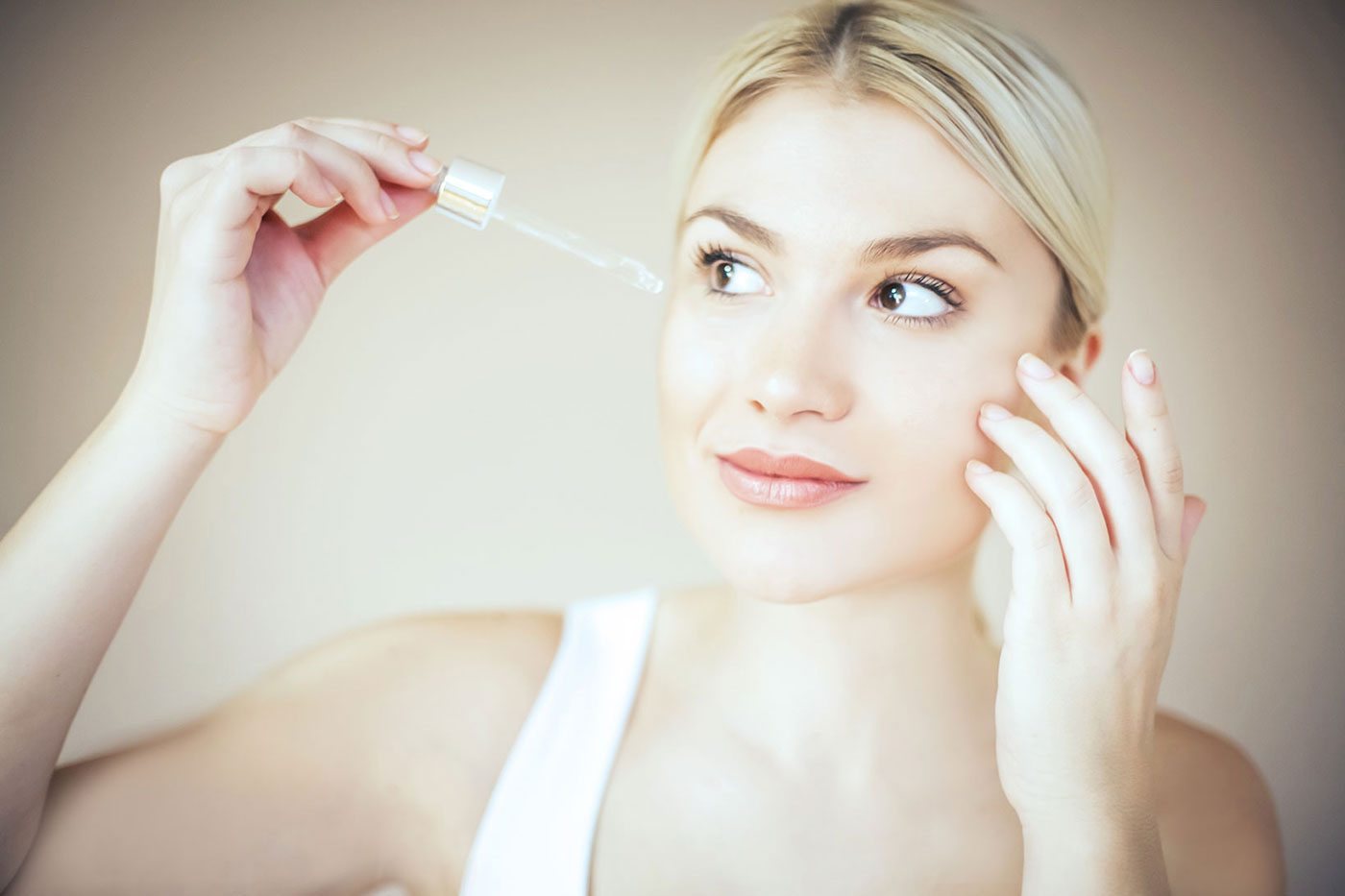 how to get clear skin fast at home
